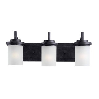 3-light Wall/ Bath Fixture
