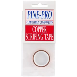 Pine Car Derby Copper Pinstripe Tape