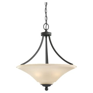 Sea Gull Lighting Three-Light Indoor Pendant