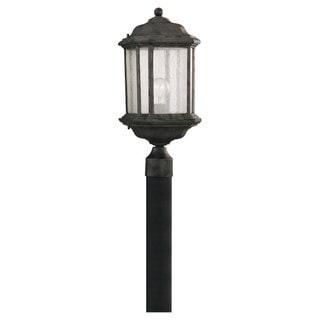 Sea Gull Lighting Kent 1-light Oxford Bronze Outdoor Post Lantern