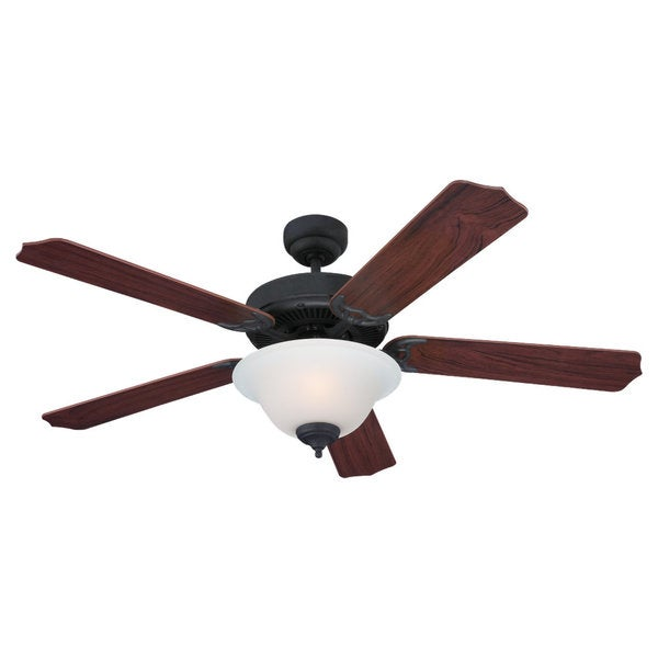 Sea Gull Lighting 52-inch 5-blade Ceiling Fan with Bowl Light
