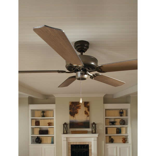 Sea Gull Lighting Quality Max Energy Listed Heirloom Bronze 5-blade Ceiling Fan