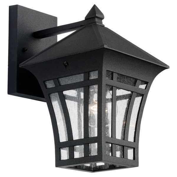 Sea Gull Lighting Herrington 1-light Outdoor Wall Lantern