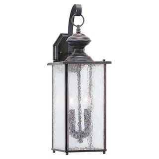 Jamestowne 2-Light Outdoor Wall Lantern