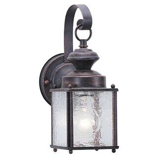 Jamestowne 1-Light Outdoor Wall Lantern