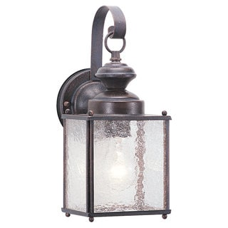 Jamestowne One-Light Outdoor Aluminum Wall Lantern