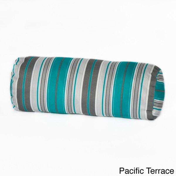 Terrace Outdoor Bolster Pillow