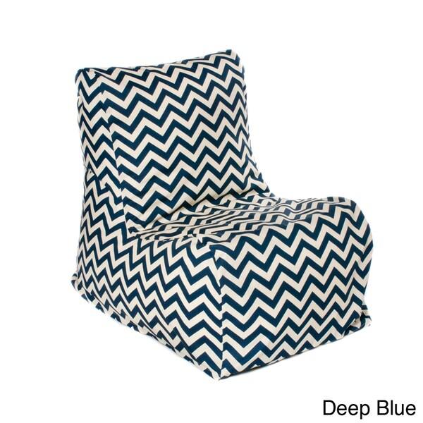 Outdoor 'Relax' Zig-zag Beanbag Chair