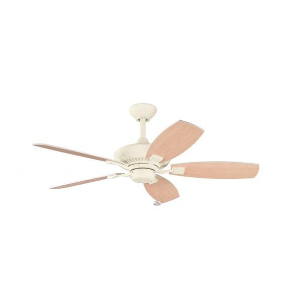 5-blade Ceiling Fan in Adobe Cream Finish