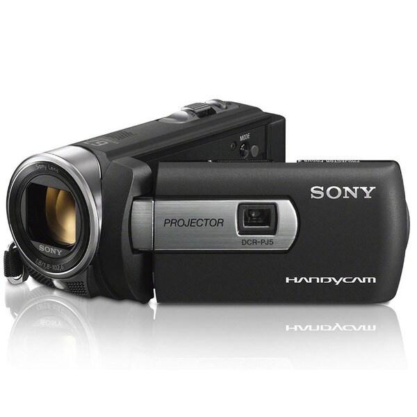 Sony DCR-PJ5 SD Handycam Camcorder with Projector