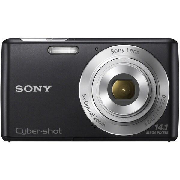 Sony Cyber-Shot DSC-W620 14.1MP Digital Camera