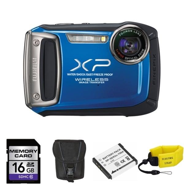 Fujifilm FinePix XP170 Waterproof 14.4MP Digital Camera