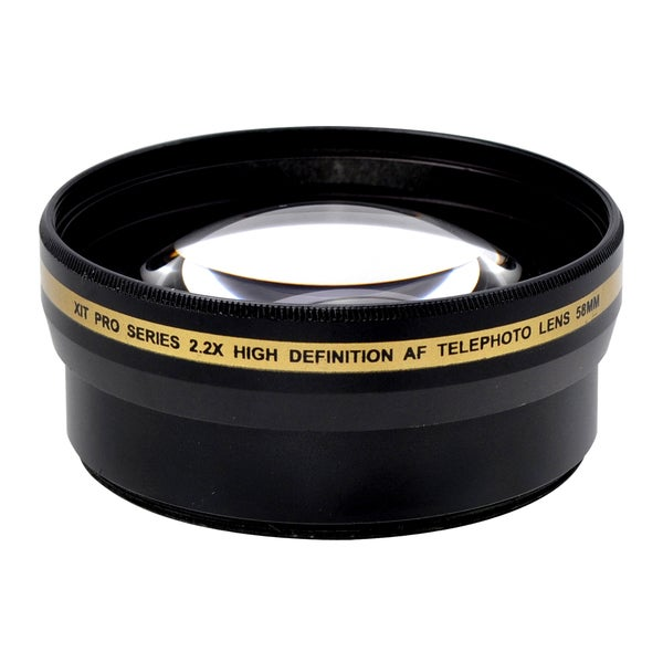 Bower Professional 58mm Telephoto Lens