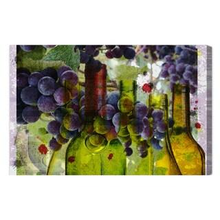 Oliver Gal 'Parfait Frutilicious' Canvas Art