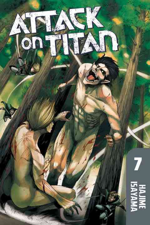 Attack on Titan 7 (Paperback)