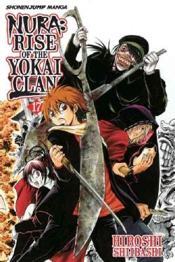 Nura 17: Rise of the Yokai Clan (Paperback)