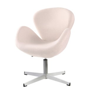 Swan Wool Adjustable Leisure Chair