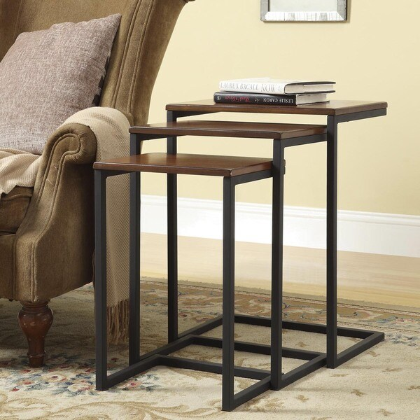 Olivia Nesting Tables Set Of 3 15250871 Overstock