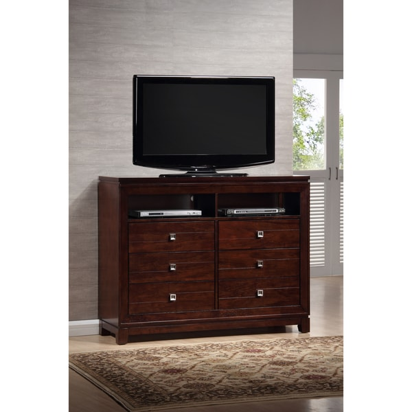 Picket House Lorrand 6-drawer Media Chest