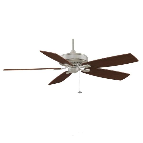 Fanimation 60-inch Reversible Finish Ceiling Fan