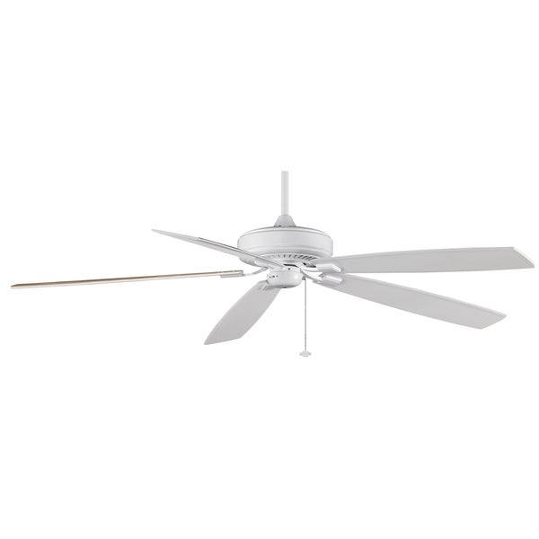Fanimation Edgewood Supreme 72 inch White Ceiling Fan