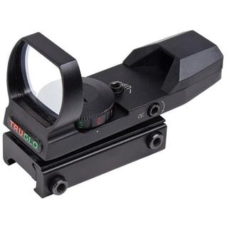 Tru Glo Red-Dot Open Dual Color Gun Scope
