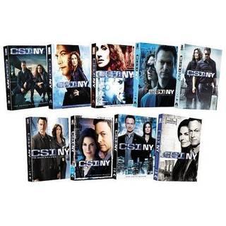 CSI: NY: Complete Series (DVD)