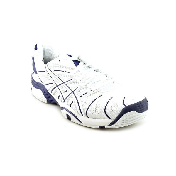 asics gel resolution 4 tennis shoes mens