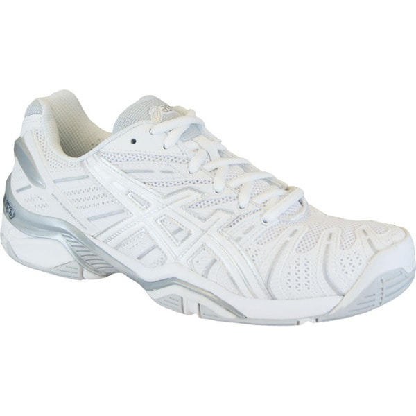 asics gel resolution 4 womens tennis shoes e251n-0193