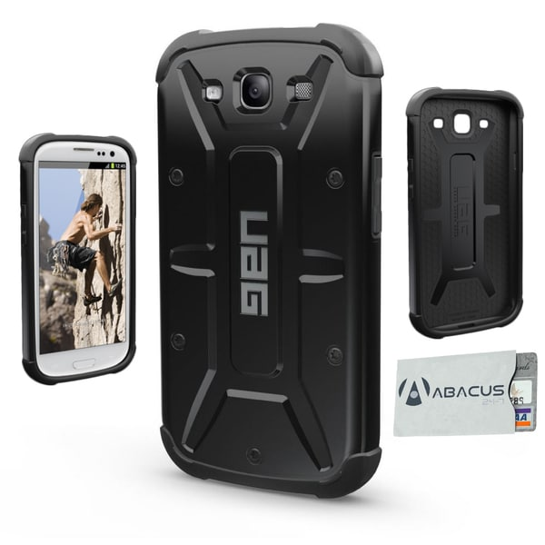 Urban Armor Gear Samsung Galaxy S3 Case with CC Secure Sleeve