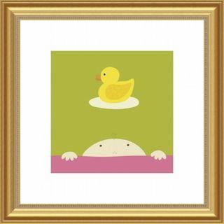 Yuko Lau 'Wash Me' Framed Print