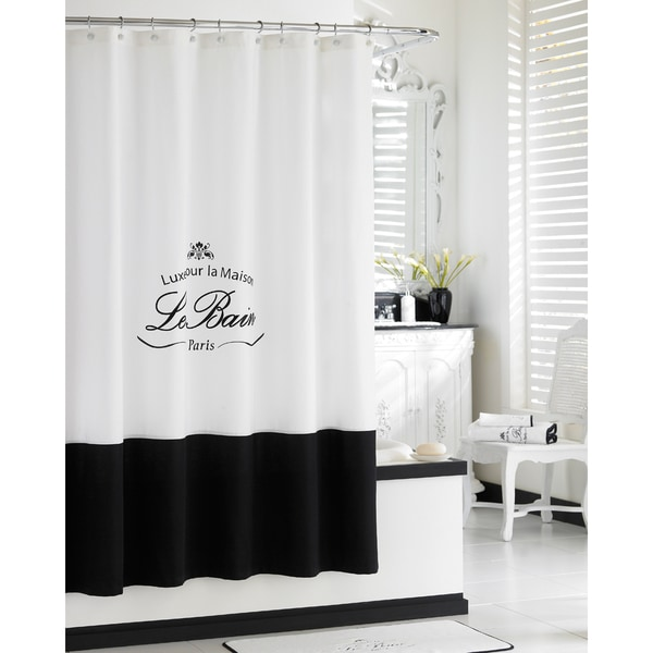 Le Bain Shower Curtain Free Shipping Today Overstock