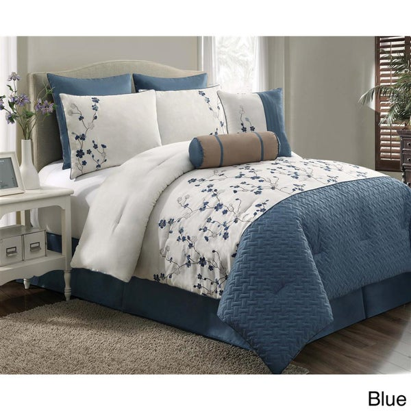 VCNY Sadie 8-piece Comforter Set