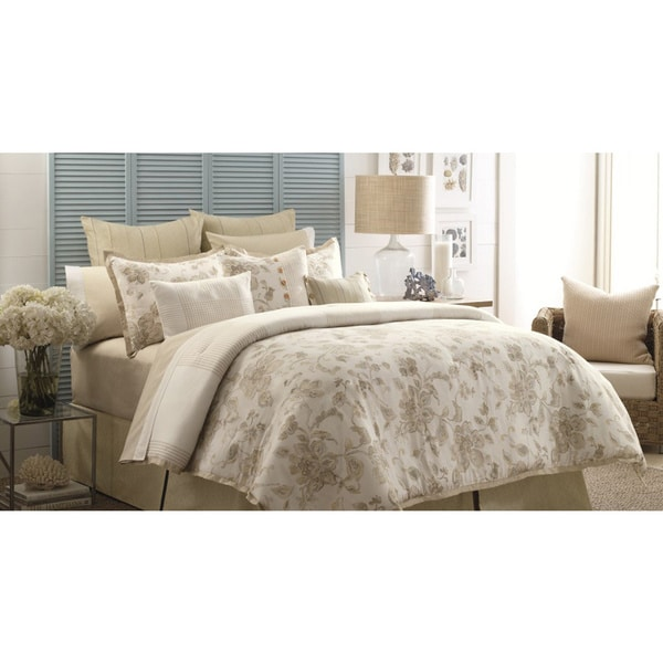 Nautica Cypress Point Cove Cotton Duvet Cover