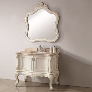 Marble 39.5-inch Bathroom Vanity