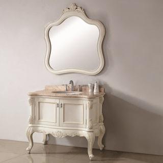 Marble 39.5-inch Bathroom Vanity