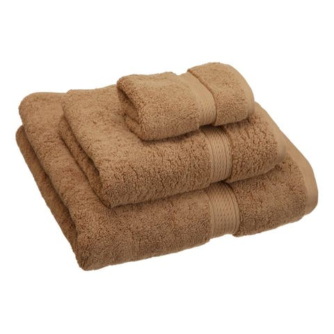 Miranda Haus Marche Egyptian Cotton 3-Piece Towel Set