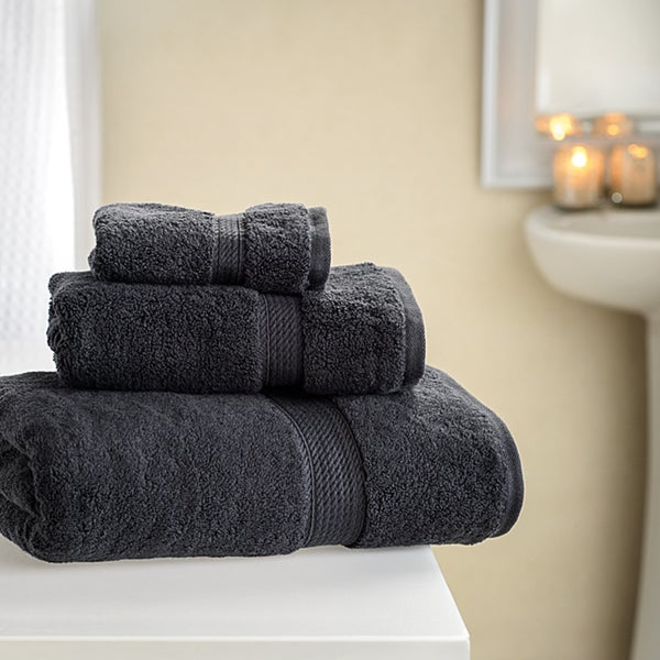 Superior Collection 900 GSM 100-percent Premium Long-staple Combed Cotton 3-piece Towel Set