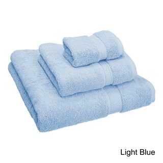 Superior Luxurious, Absorbent 900 GSM Combed Cotton 3-piece Towel Set (More options available)