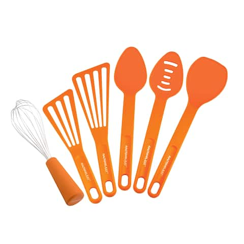 Rachael Ray 6-piece Orange Tool Set