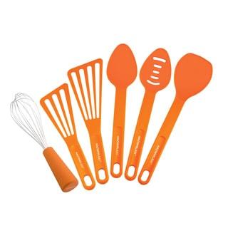 Rachael Ray 6-piece Orange Tool Set