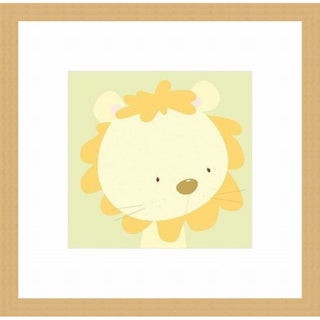 Nicola Evans 'Little ROAARRRRY' Framed Print