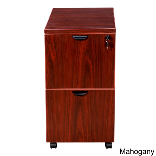 Boss Mobile Pedestal Two-drawer File