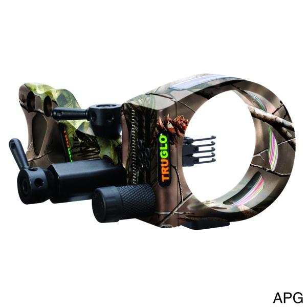 Tru Glo TSX Pro Toolless 5 Pin .019 Sight