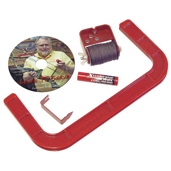 Bohning Archery All-in-1 Serving Kit