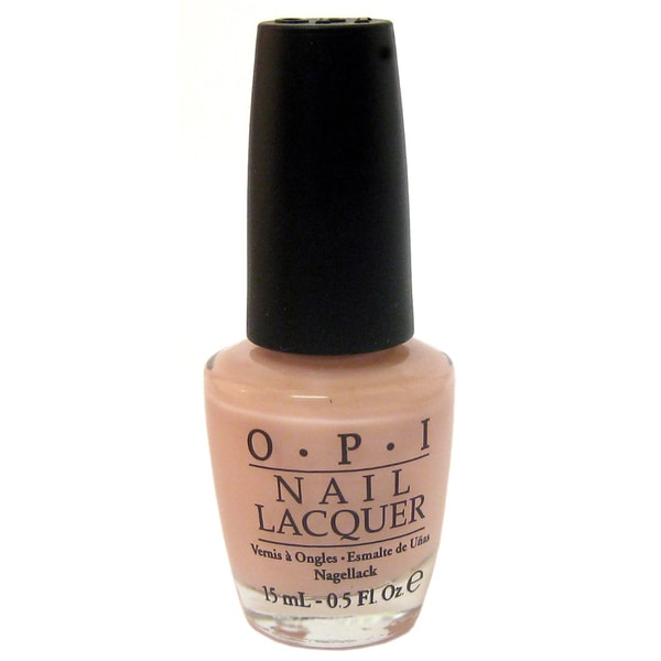OPI Privacy Please Nail Laquer