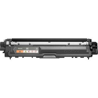 Brother Genuine TN221BK Black Toner Cartridge
