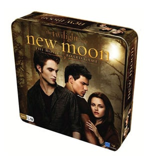 Twilight: New Moon Board Game in a Tin