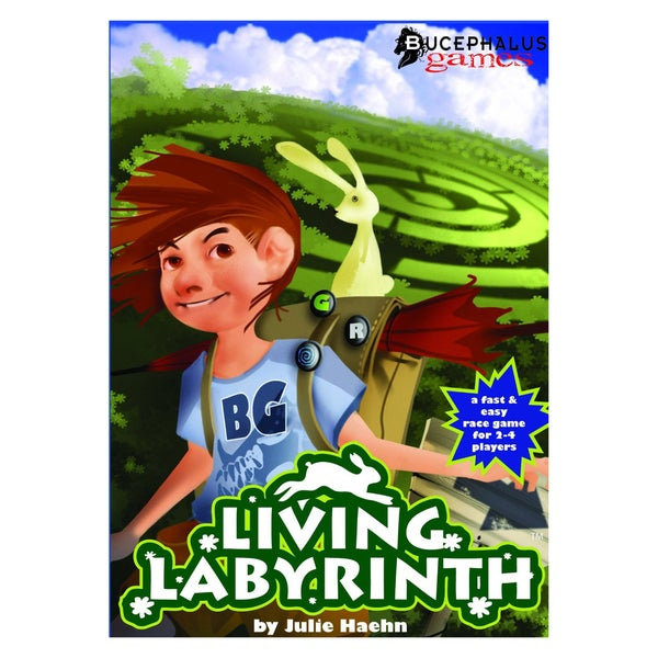 Living Labyrinth Action Board Game