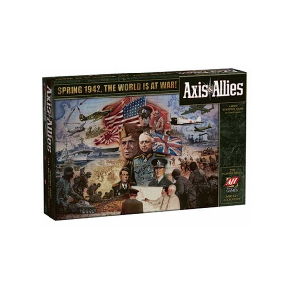 Axis and Allies 1942